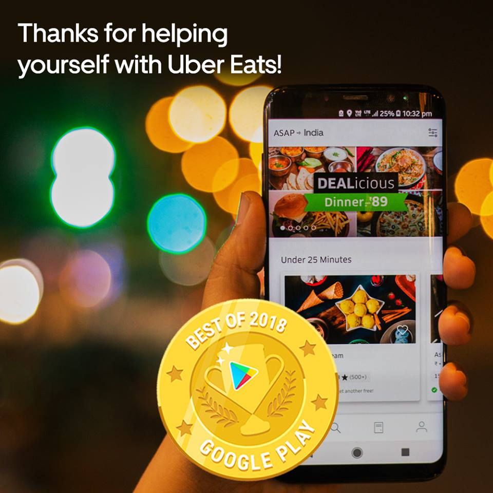 $15 Off Uber Eats Promo Code For Existing Users | SEP 2019